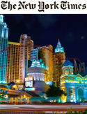 New York Times – How to Enjoy a Luxury Las Vegas Getaway on a Budget