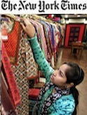 A New Delhi Market for Savvy Shoppers