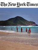 New York Times: A Brazilian Beach Beauty, Refined and Untouched