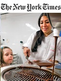 New York Times – Where Chocolate Lovers Can Play Willy Wonka