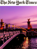 New York Times – Five Tips for a Luxury Paris Getaway on a Budget