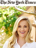 New York Times – What Reese Witherspoon Likes about the South