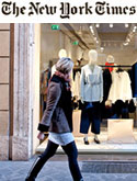 New York Times – Where to Shop Along via Borgognona in Rome