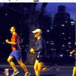 The New York Times – Fitness on the Fast and Friendly Track